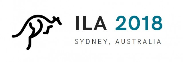 ILA 78th Biennial Conference - Sydney, 19-24 August 2018